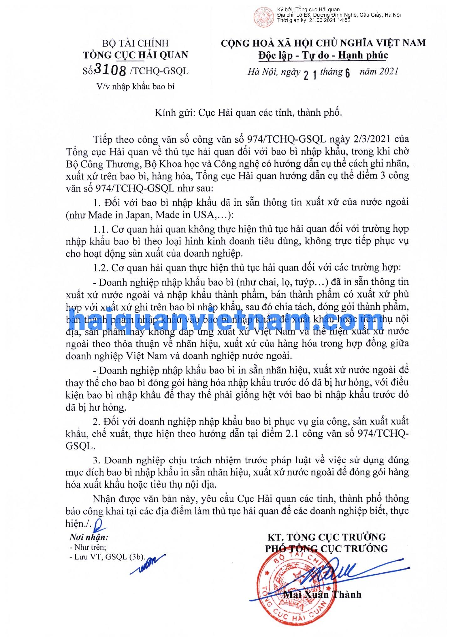 [Image: 210621_3108_TCHQ-GSQL_haiquanvietnam_01.jpg]