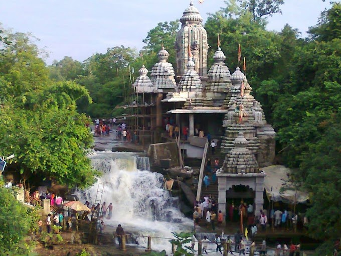 Jatmai Mata Mandir - A celestial amalgamation of nature and divinity