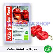 Benih Cabe Katokkon Super Mix Garden