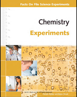 Chemistry Experiments by Pamela Walker and Elaine Wood- Facts On File Science experiments