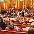 Senate goes on 2 weeks recess
