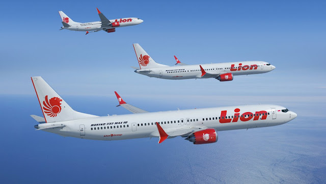 Informasi Terkini Penerbangan Lion Air, Batik Air dan Wings Air