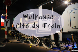 Cité du Train cosa vedere - camper