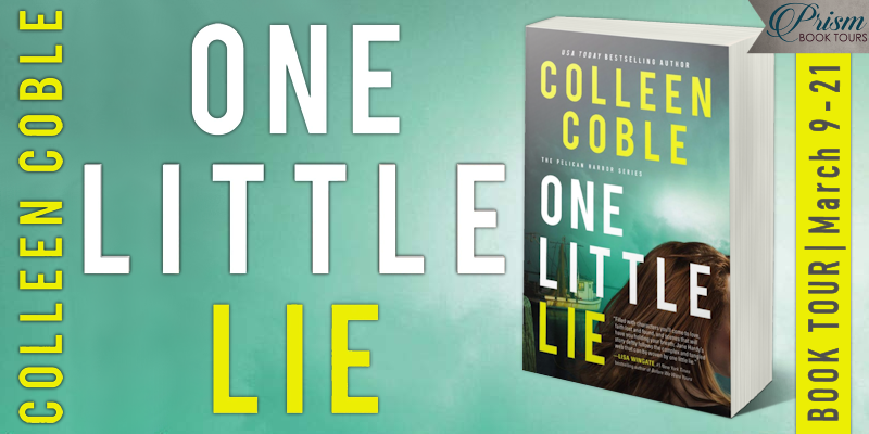 It's the Grand Finale for ONE LITTLE LIE by Colleen Coble! #OLLPrism