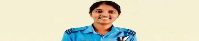 Aashritha V Olety Is India's 1st Woman Flight Test Engineer
