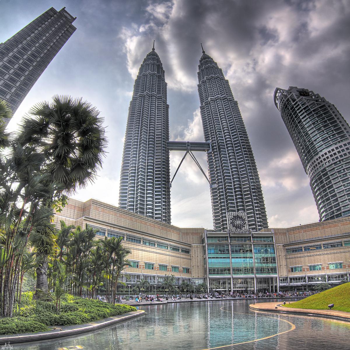 Malaysia: BEST STRUCTURES : Petronas Towers Kuala Lumpur, Malaysia