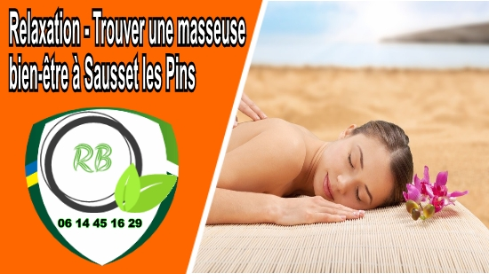 masseuse bien-être à Sausset les Pins;