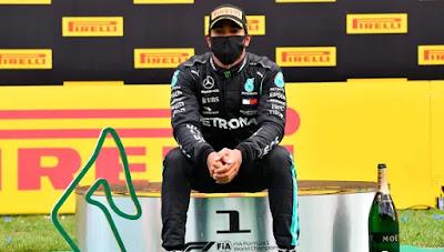 MUNDIAL F1 2020 - Hamilton regresa a lo alto del podio en Estiria