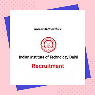 IIT Delhi Recruitment 2020 for Senior Research Fellow