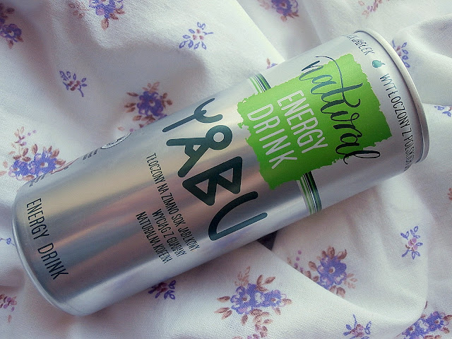 Yabu - naturalny energy drink