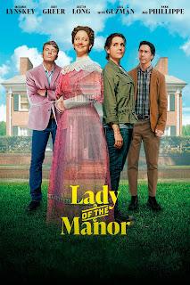 Lady of the Manor [2021] [CUSTOM HD] [DVDR] [NTSC] [Latino]