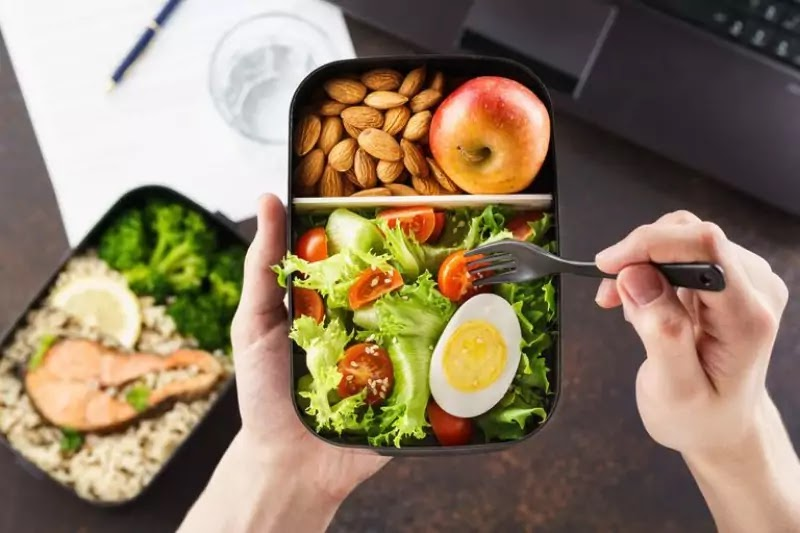 diet plan for weight loss lunch