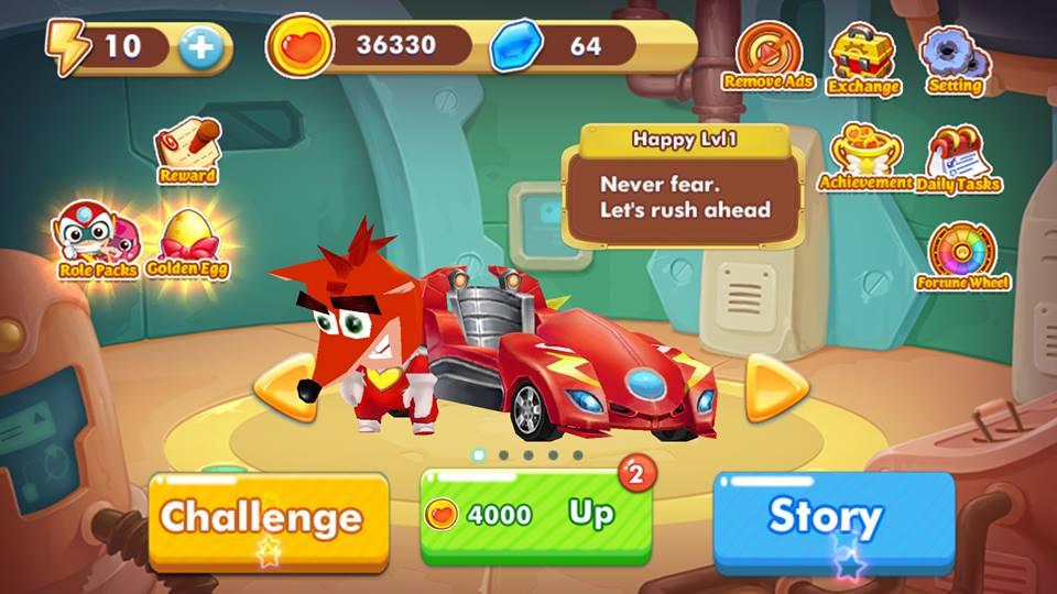 Bandicot Kart Racing