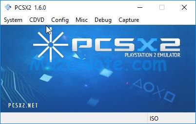 Mozunote.com Cara Mudah Setting Emulator PS 2 PCSX2
