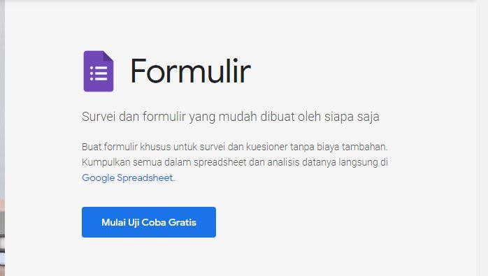 Cara Membuat Soal Online di Google Form Pakai HP dan Laptop