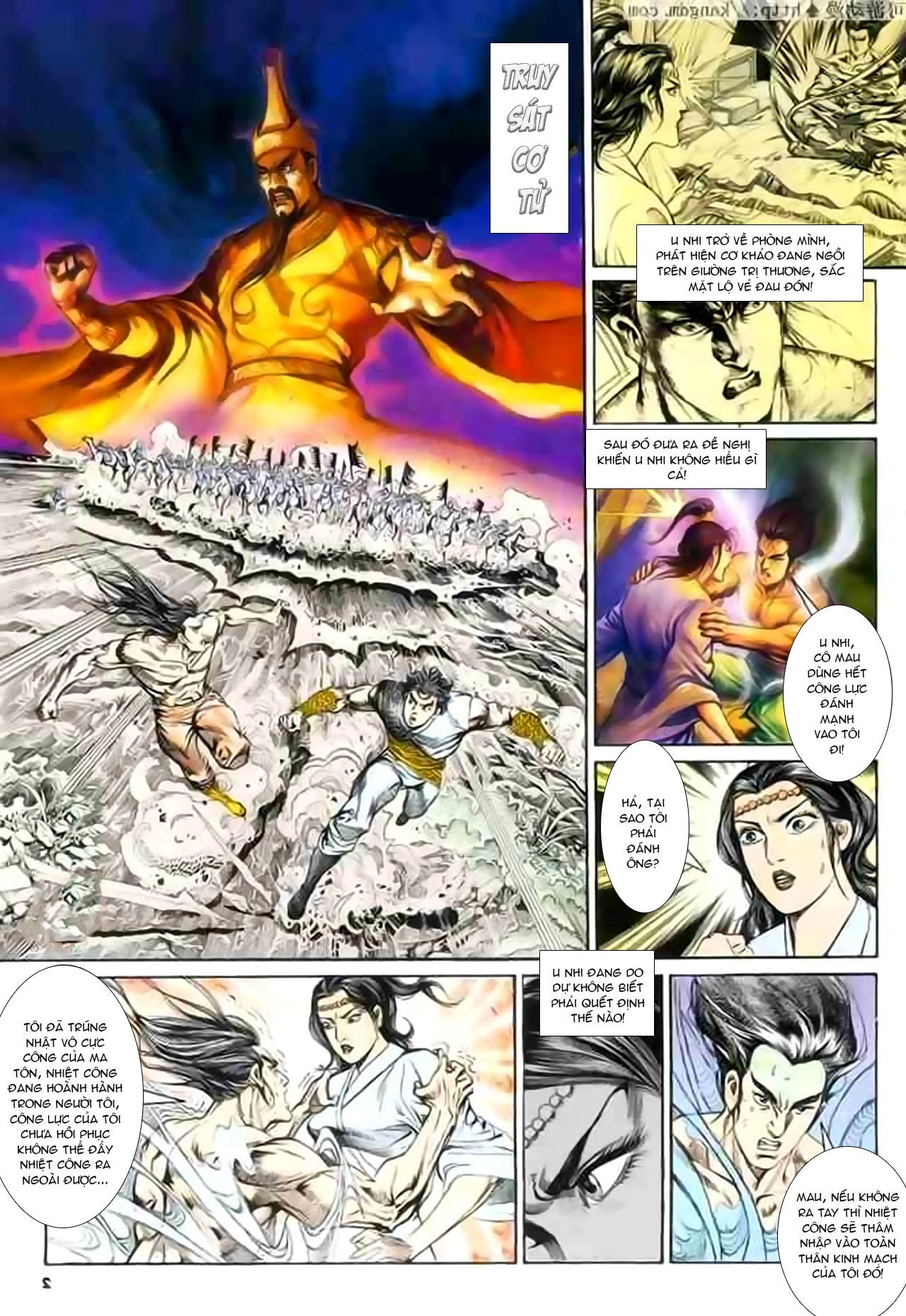 Cơ Phát Khai Chu Bản chapter 128 trang 3
