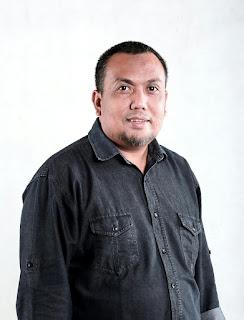 Nofian Hadi Kritisi Kondisi Trotoar di Lombok