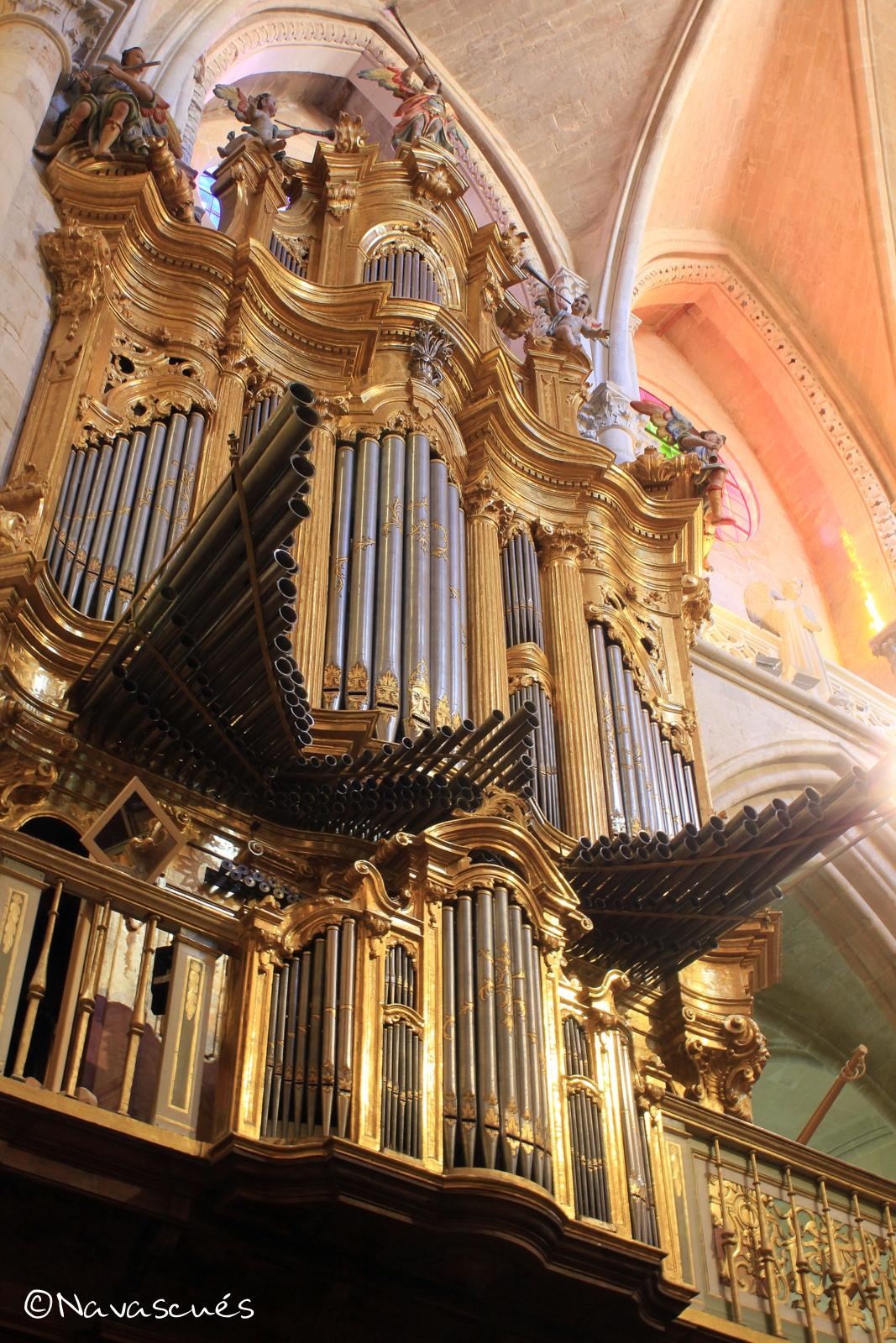Órgano de la Epístola