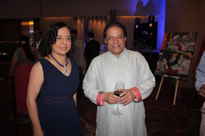 anup-jalota-sangeeta-babani-party