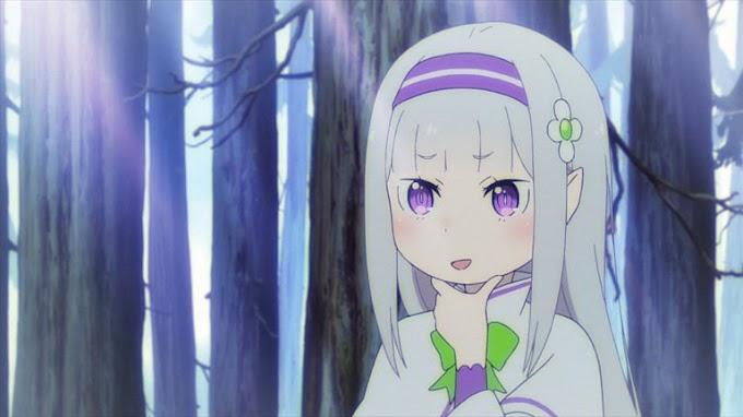Re:Zero – Fã fez um incrível cosplay da Emilia