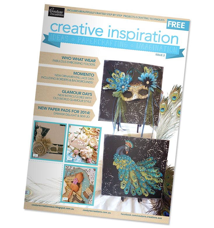 Creative Inspirations Magazine Volume 2