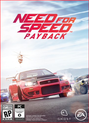Need For Speed:Payback indir - TORRENT - CPY