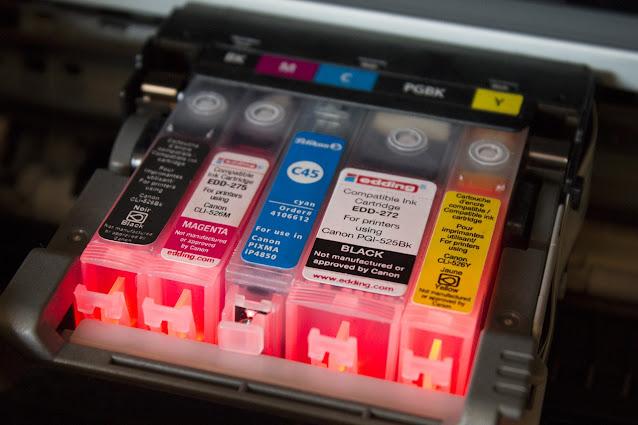 Cara Cleaning Printer Epson