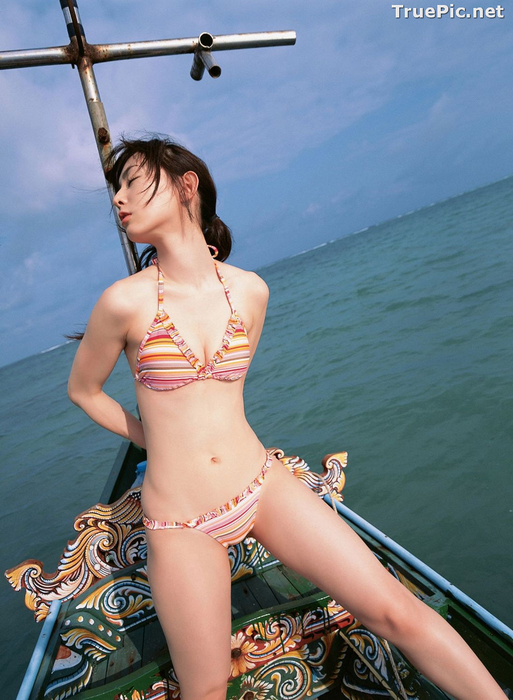 Image YS Web Vol.215 – Japanese Actress and Gravure Idol – Akiyama Rina - TruePic.net - Picture-10