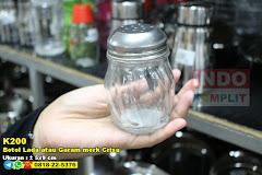 Botol Lada Atau Garam Merk Crisa