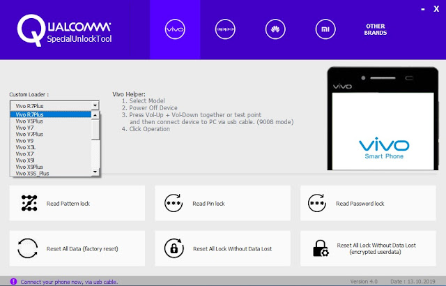 Qualcomm Special Unlock Tool v4.0 With Keygen Free Download