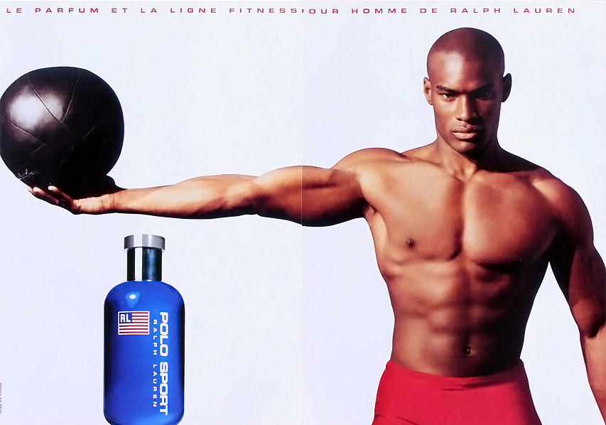 Tyson for Ralph Lauren, 1995 | Tyson beckford, Preppy men ... |Tyson Beckford Polo Sport