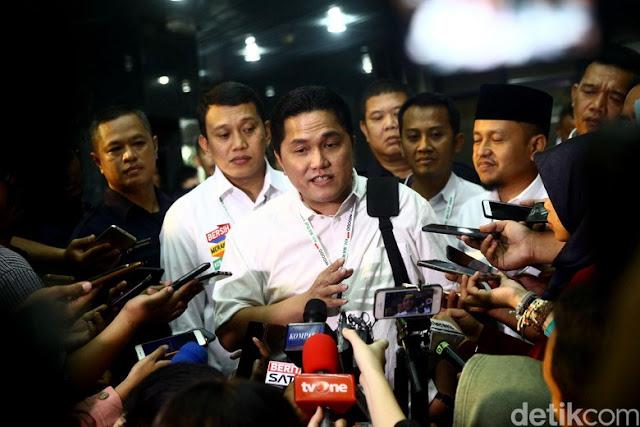 Ketua Kadin dan HIPMI Diklaim Gabung TKN Jokowi-Ma'ruf