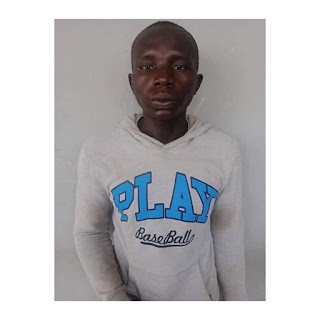 Man arrested after raping over 40 women, including an 80-yr-old lady in Kano