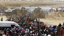 Τούρκοι συνοριοφύλακες πυροβολούν Σύρους πρόσφυγες