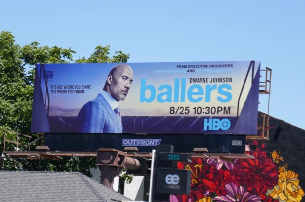 Ballers season 5 billboard