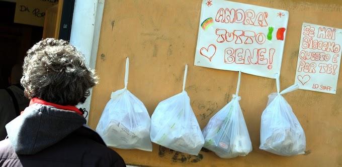 Άρχισε η πείνα στην Ιταλία – Οι άνθρωποι δεν έχουν να φάνε