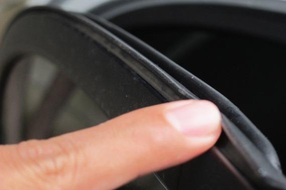 karet pintu mobil