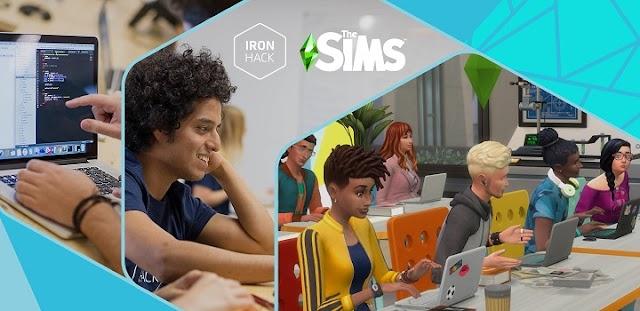 Los Sims y Ironhack ofrecen €800.000 en becas para estudios en alta tecnología