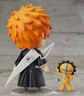 "Nendoroid Ichigo Kurosaki de ""Bleach"" - Good Smile Company"