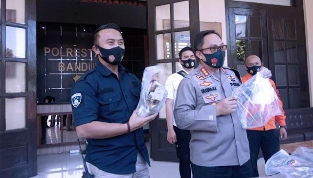 Pelaku Pengrusakan Masjid Nurul Jamil Sudah Diamankan Polrestabes Bandung