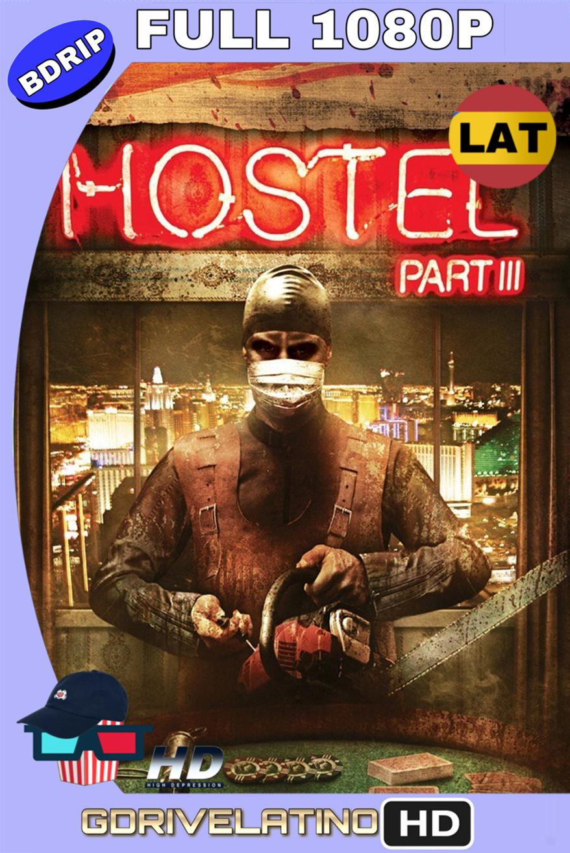 Hostal: Parte 3 (2011) BDRip FULL 1080p (Latino–Inglés) MKV