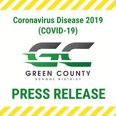 Press Release Coronavirus