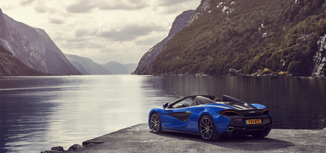Is McLaren 570S Spider better than McLaren 650S Spider