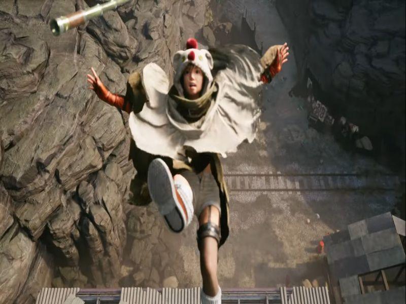 Download Final Fantasy VII Remake Game Setup Exe