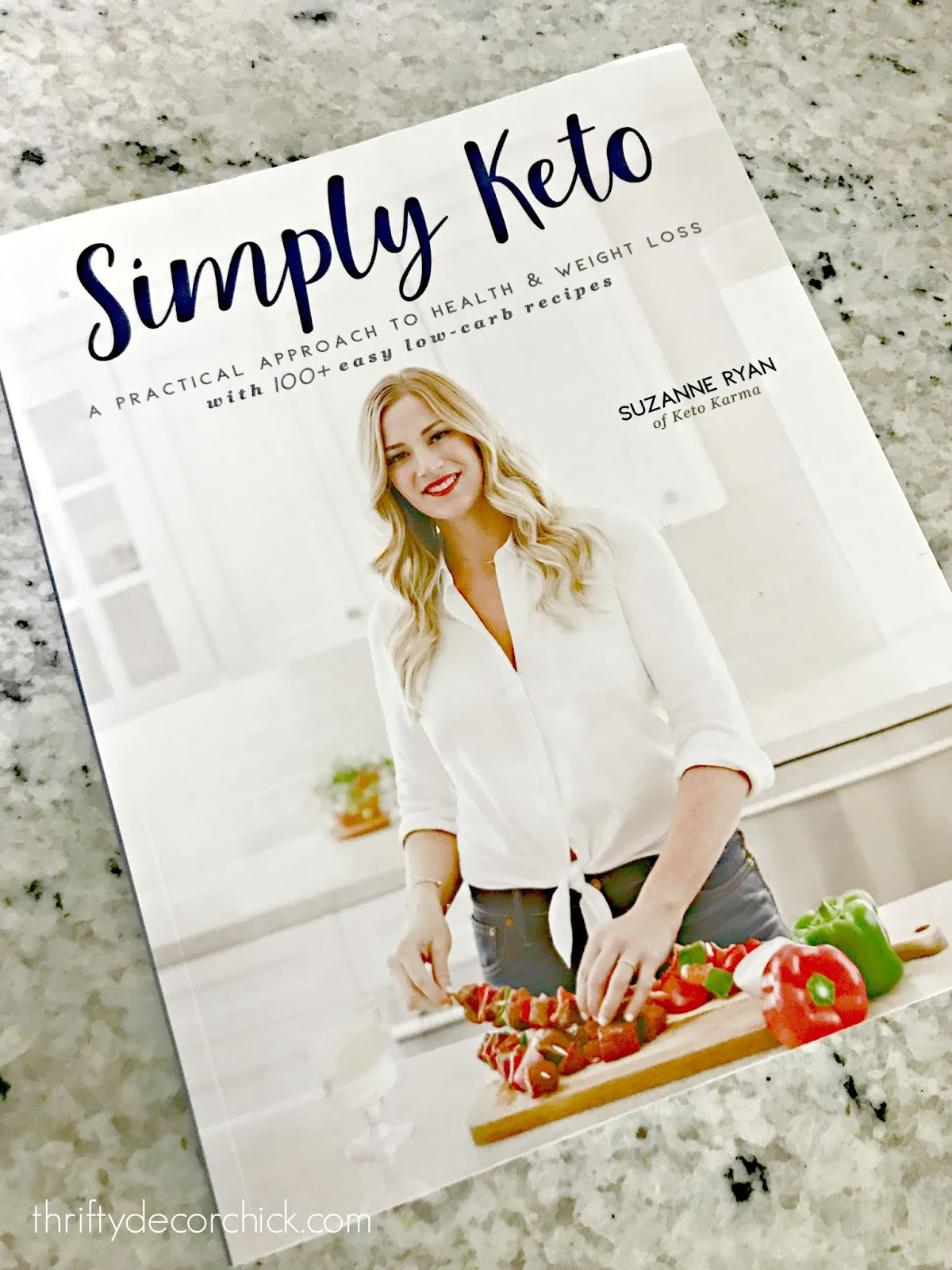 Simply Keto cookbook