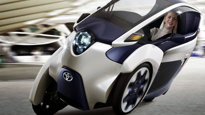 Toyota Brought The Prototypes To Ted Find Out How Gathering S Attendees See Future Of Mobility Said Jason Schulz Motor Usa