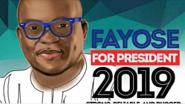 Northern youths back Fayose's presidential ambition