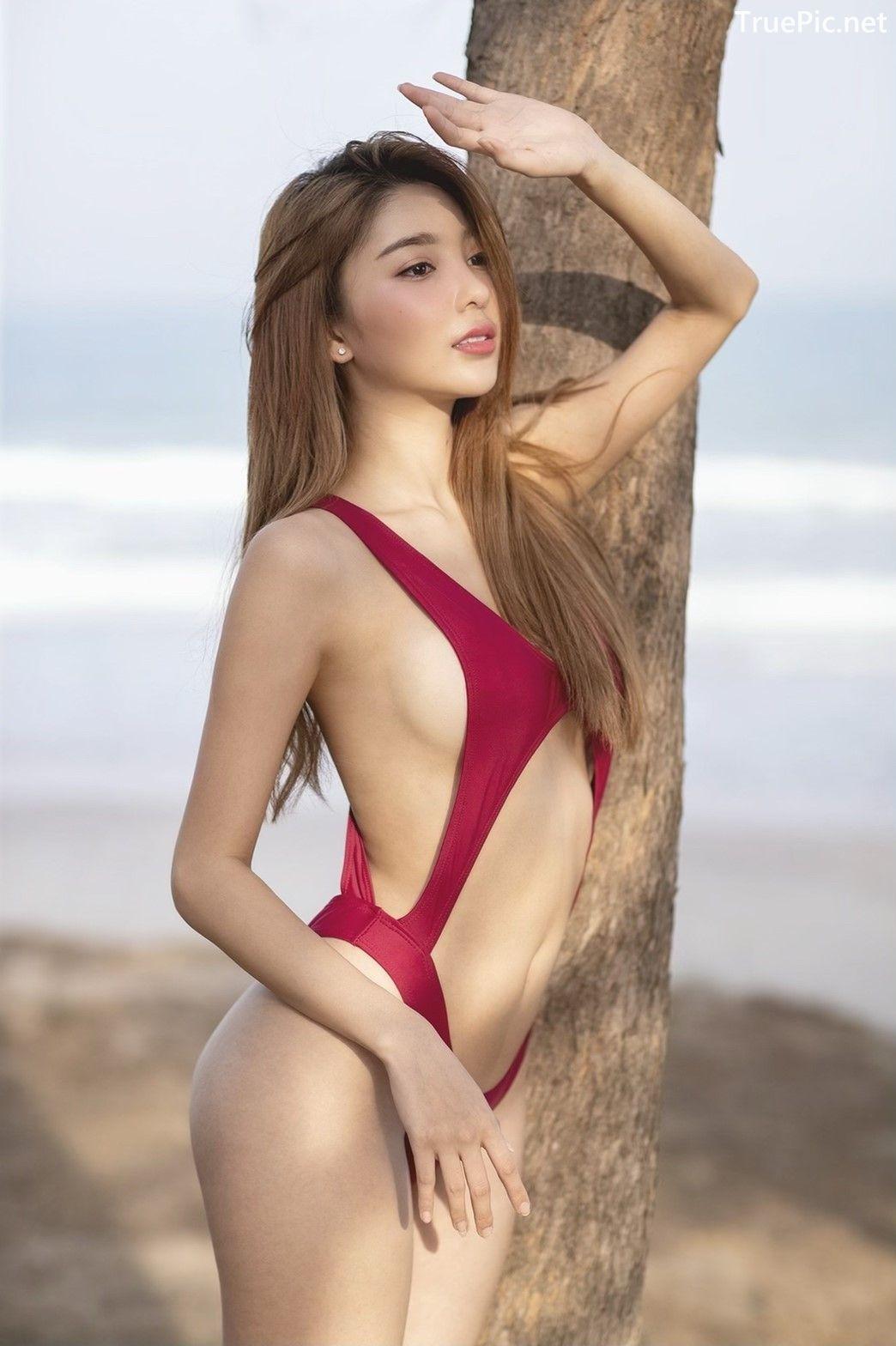 Image Thailand Model – Printlaaplus Zhaengchohm - Mixed Salad Bikini - TruePic.net - Picture-9
