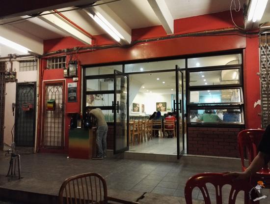 Kecewa dengan Qasreena Cafe Bukit Katil Melaka