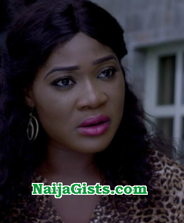 mercy johnson rejected dark skin